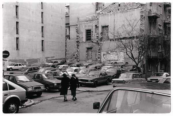西欧駅前自動車図鑑'91